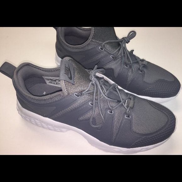 60654b442018 New Nike Zoom Air Gray Grey White Tennis Shoes 12
